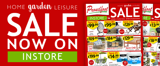 Sale - Home Garden Leisure