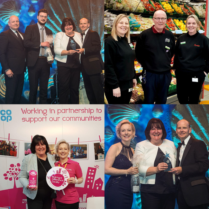Proudfoot Receive Two Industry Awards For Retailing And Community Work
