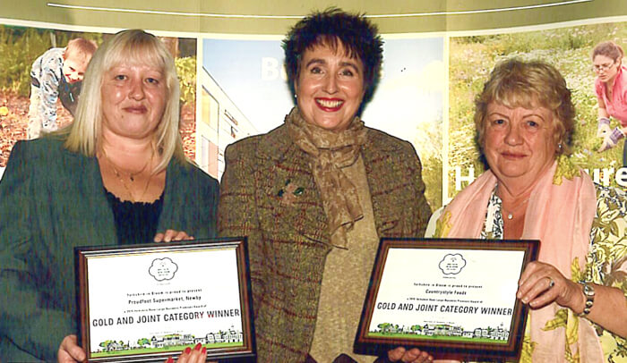 Yorkshire In Bloom Proudfoot Award Photo 2015
