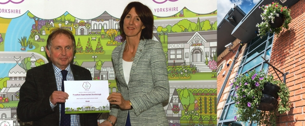 Yorkshire in Bloom Gold Award