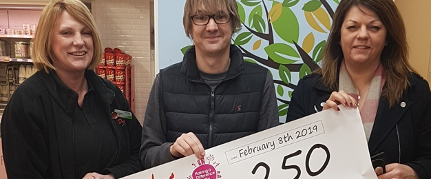 Proudfoot Supermarkets Support Thrive Alive