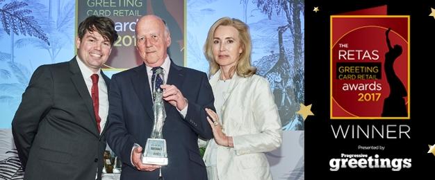 Proudfoot Wins Prestigious Greeting Card Award