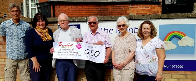 Proudfoot Support Scarborough Amicable Society
